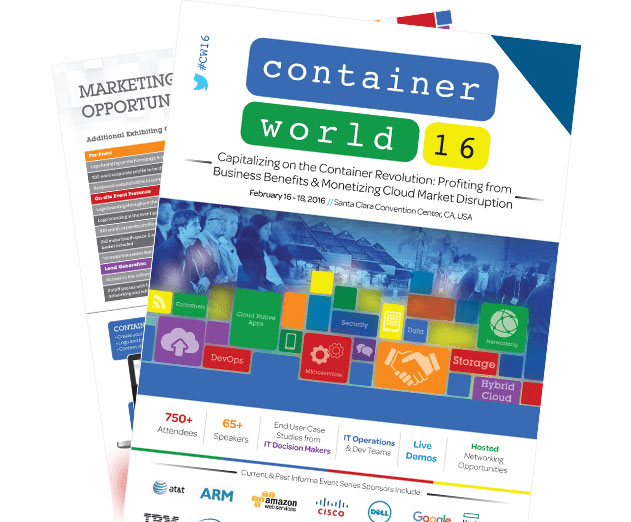 Container World Examines How Containers are Changing the Face of the Data Center