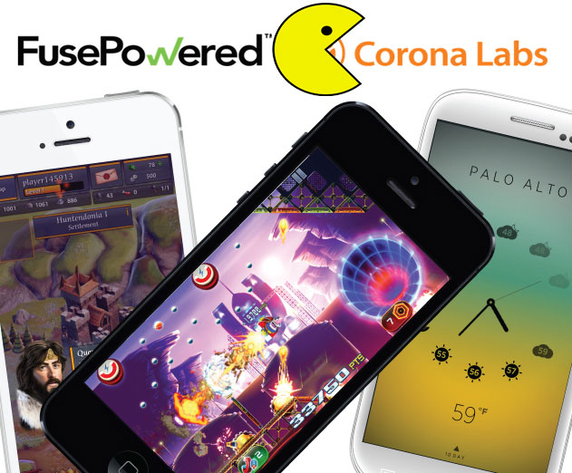 Fuse Powered Announces the Acquisition of Corona Labs Mobile Game and App Development Platform