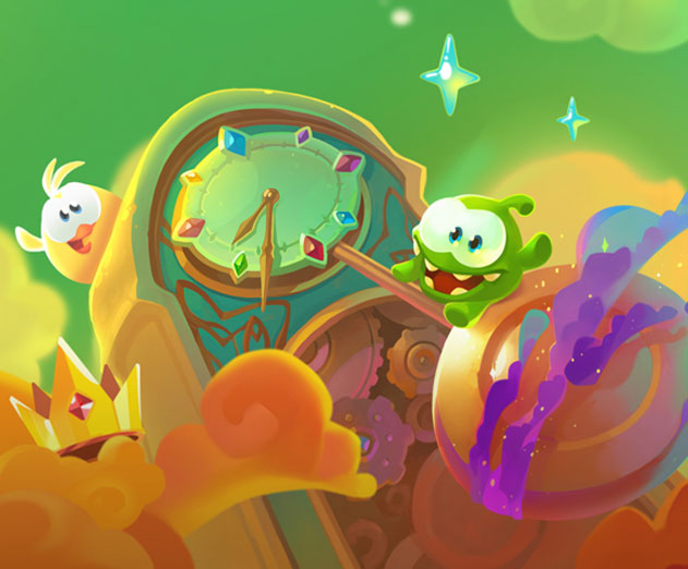 Cut the Rope creator ZeptoLab transforms into a mobile app publisher