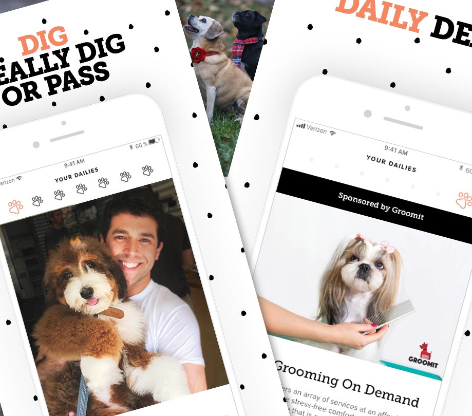The dating app for dog lovers launching in 25 cities