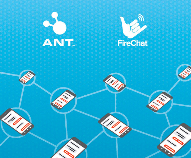 Why OpenGardens FireChat Android App Has Adopted ANT