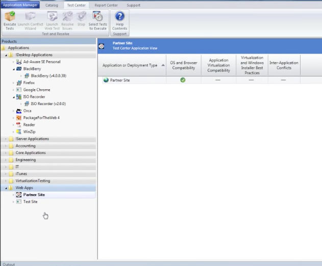 Flexera Software Release AdminStudio Suite 2014 Mobile Testing and Management Platform