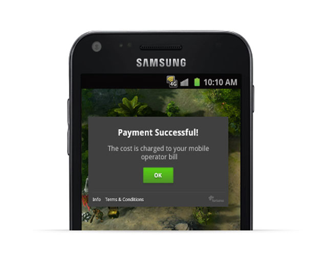 New Android In App Purchasing SDK from Fortumo Offers Offline Payments