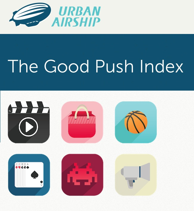 Urban Airship Shares Results Of Its Most Expansive Good Push Index (GPI) Study