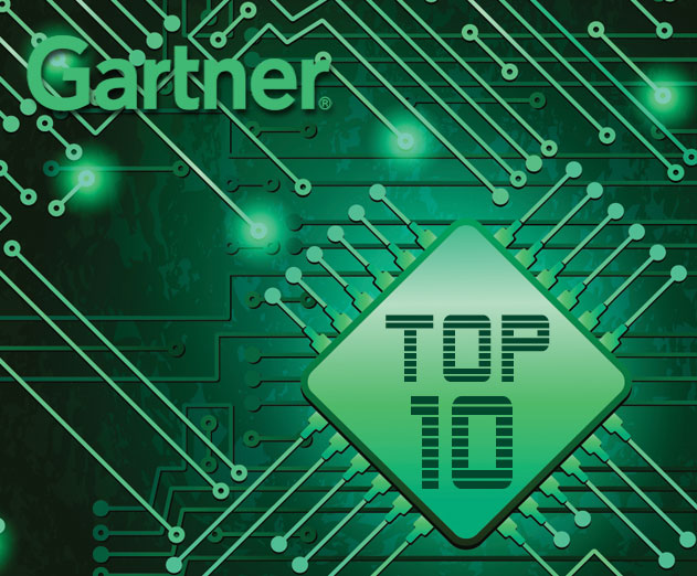 A Look Ahead: The Top Ten Strategic Technology Trends for 2015
