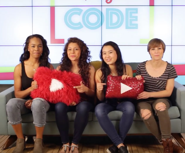 Girls Who Code Releases YouTube Series
