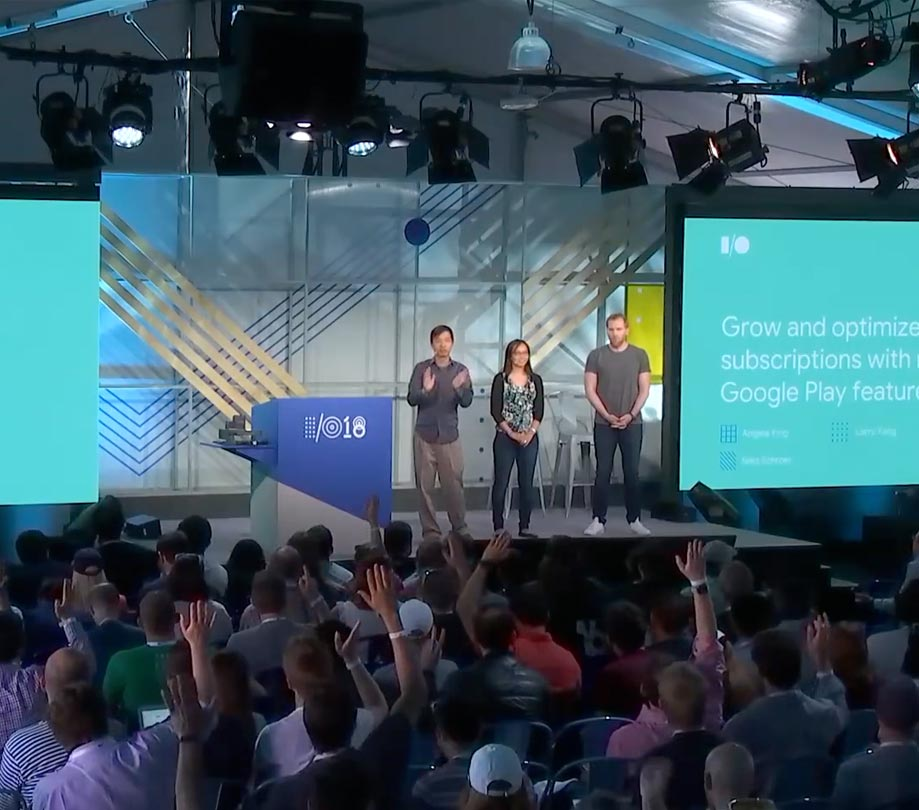 Google I/O 2018 is aimed at helping developers earn and grow more