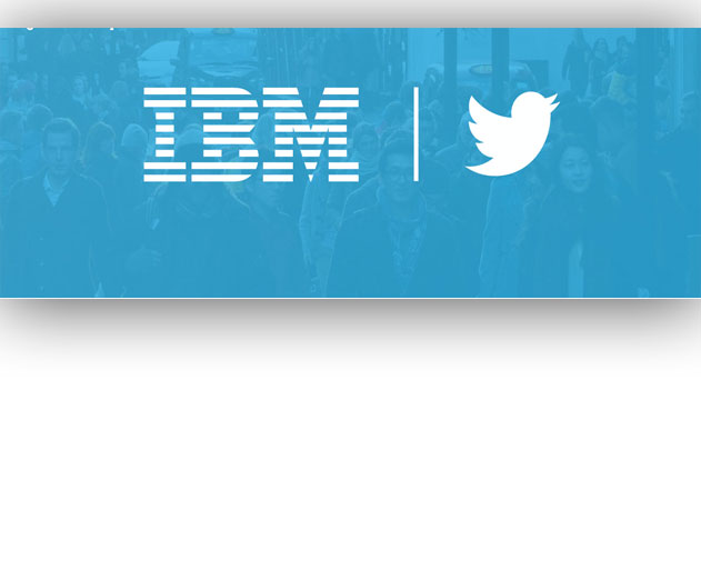 IBM to Partner with Twitter to Market Twitter Data to Enterprises