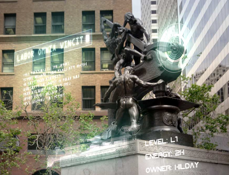 Google's Niantic Labs Updates Multiplayer Mobile Augmented Reality Game, Ingress