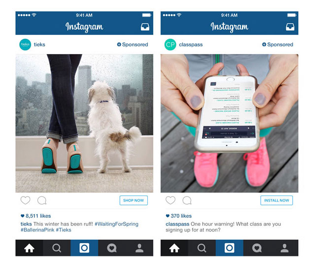 Instagram Now Offers Self Serve Advertising Opportunities
