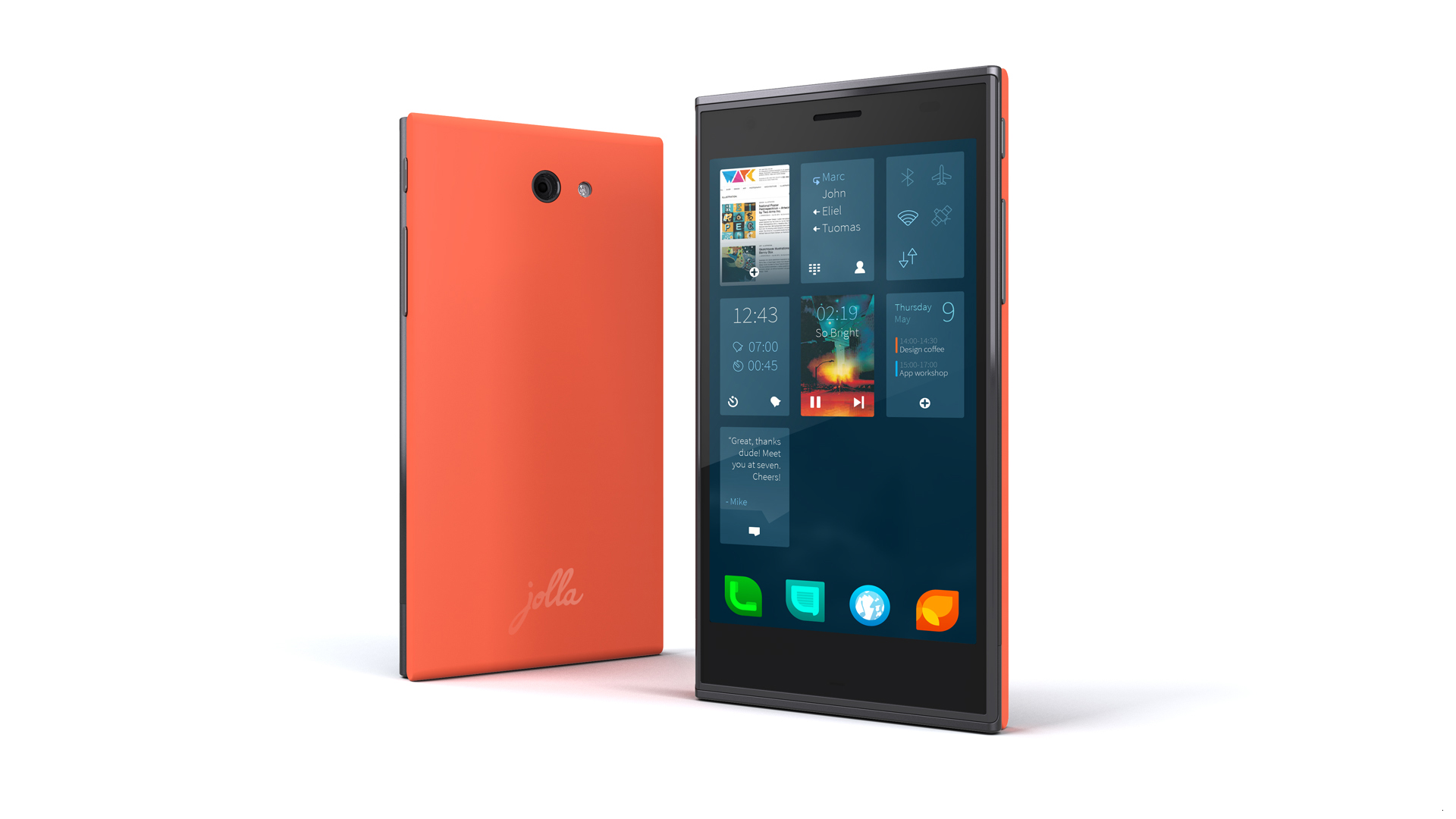 Jolla Announces Sailfish OS Compatibility with Android