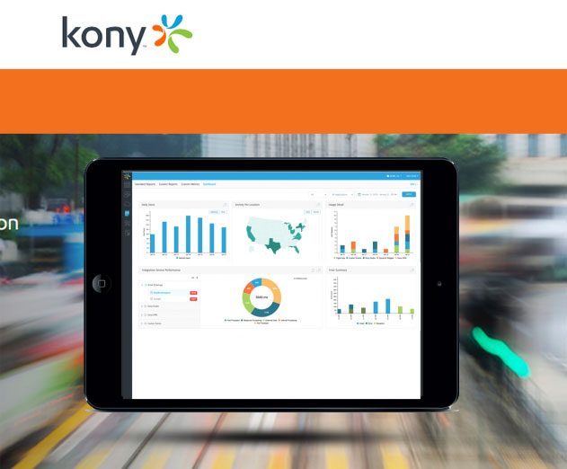 Kony MobileFabric Release Offers New Microservices and Object Services Technology
