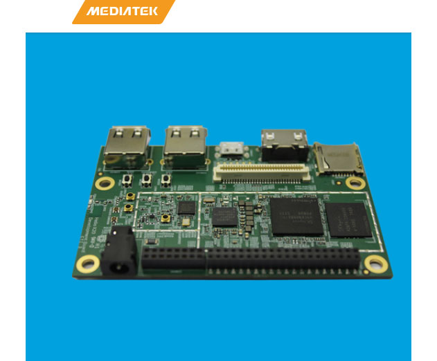 MediaTek Targets Android Developers with New Helio X20 IoT Development Board