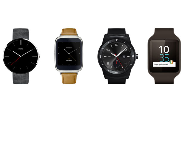 Android Wear to Offer Music Playback and GPS Support