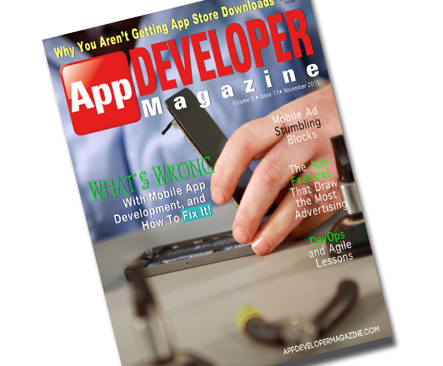 Latest Issue of App Developer Magazine Highlights the Expanding Application Economy