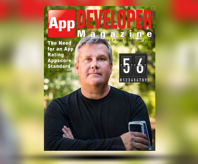 The October 2014 Issue of App Developer Magazine Has Arrived!
