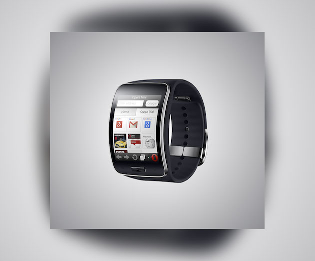Samsung Gear S Gets Opera Mini Web Browser