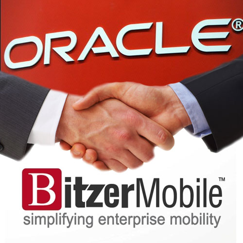 Oracle Acquires Enterprise Mobile Solutions Provider Bitzer Mobile