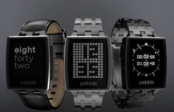 Introducing Pebble Steel and the New Pebble App Store