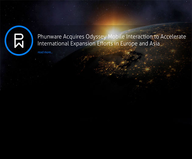 Phunware Continues Growth with the Acquisition of the Odyssey Mobile Interaction Advertising Platform