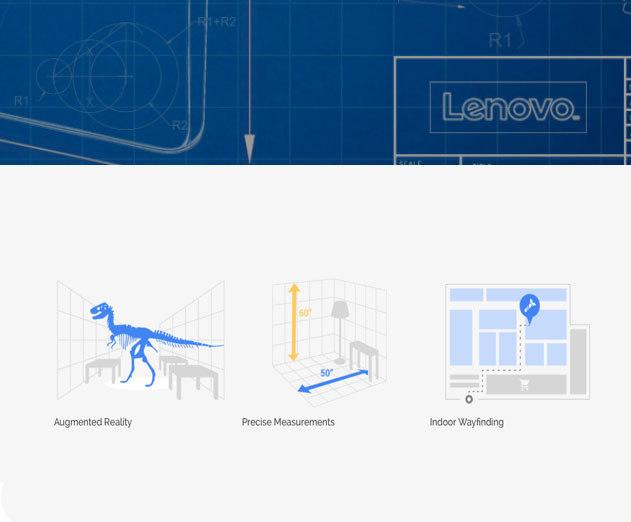 Googles Project Tango Virtual Reality Platform Featured on New Lenovo Smartphone
