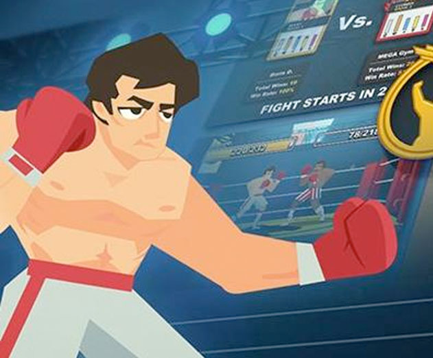 Rocky Balboa is back in a new app from Tapinator to celebrate 40 years