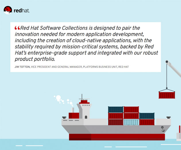 Red Hat Software Collections 2.3 and Developer Toolset 6 releases