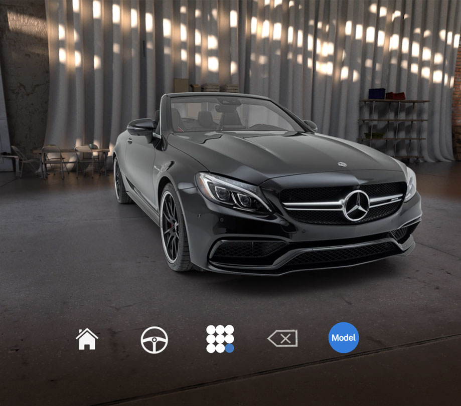 RelayCars 8 lets you shop for cars in virtual reality