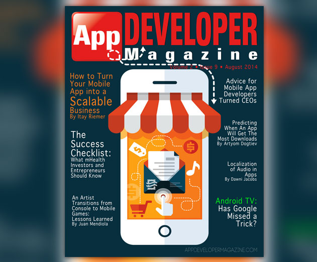 App Developer Magazine September Issue is Now Live with Insights and the Top News on Mobile Development