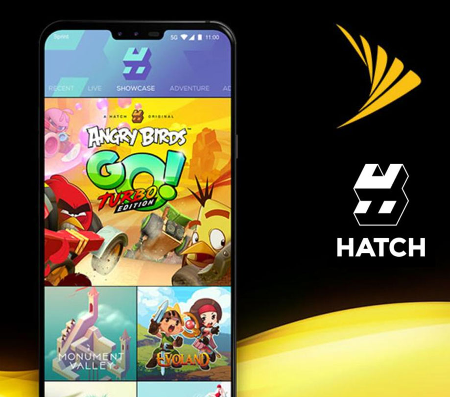 Sprint 5G phones include Hatch Premium and cloud gaming | ADM
