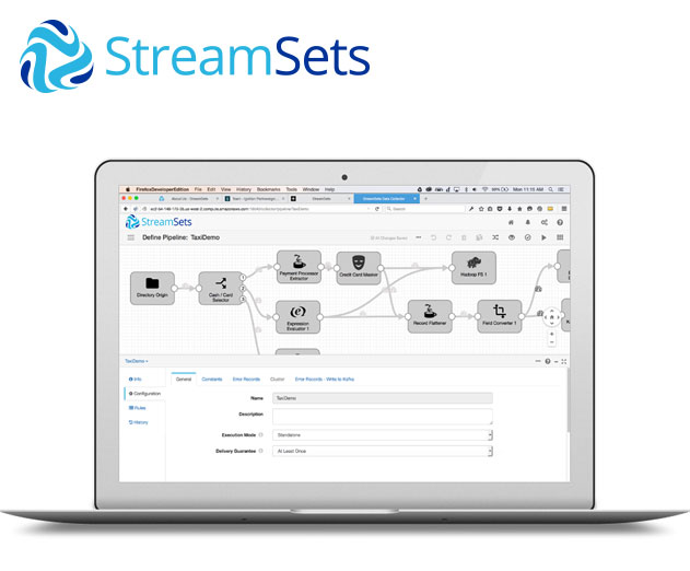 How StreamSets Simplifies Setting Up New Ingest Pipelines