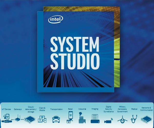 Intel&#039s New System Studio 2016 Enhances Performance of Embedded Applications