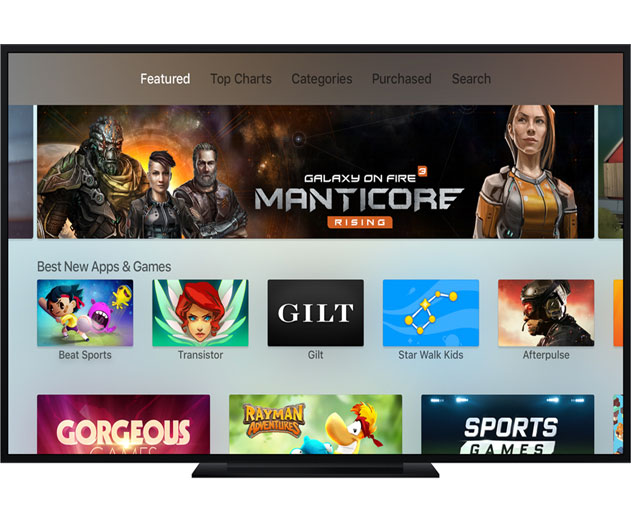 the big news for app developers is new apple tv store adm