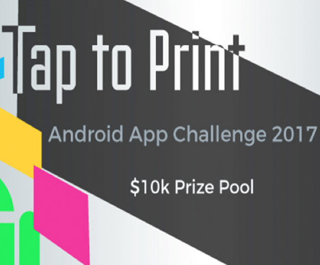 Tap to Print: Android App Challenge