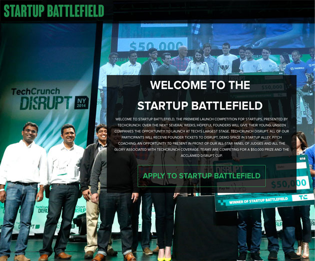 Next TechCrunch Disrupt Startup Battlefield Slated for May 5 7 in NYC