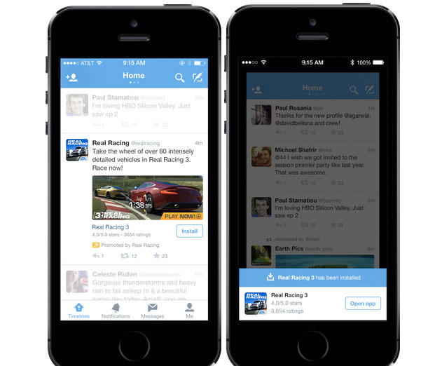 Twitter Launches Three New Beta Ad Options