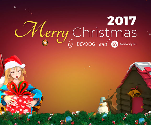 Unity game developers Christmas event returns