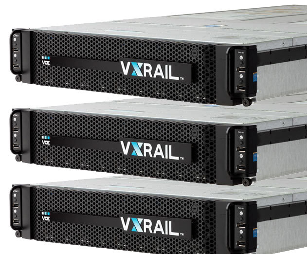EMC and VMware Release a New Hyper-Converged VCE VXRAIL Appliance ...