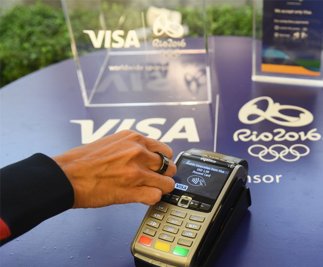 Visa To Introduce Wearable Payment Ring Backed by a Visa Account at Rio 2016 Games