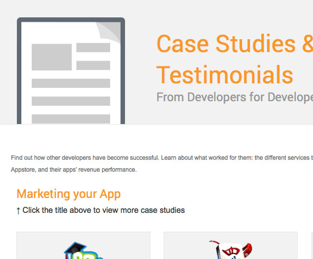 Amazon Introduces App Developer Case Studies Program
