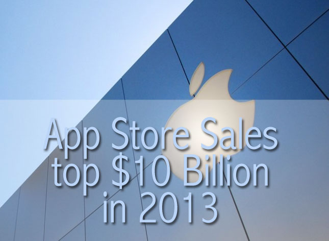 Is Apple App Store's $10 Billion for 2013 Just the Beginning for App Developers and How Did Apple do it with Android Beating Down the Door?