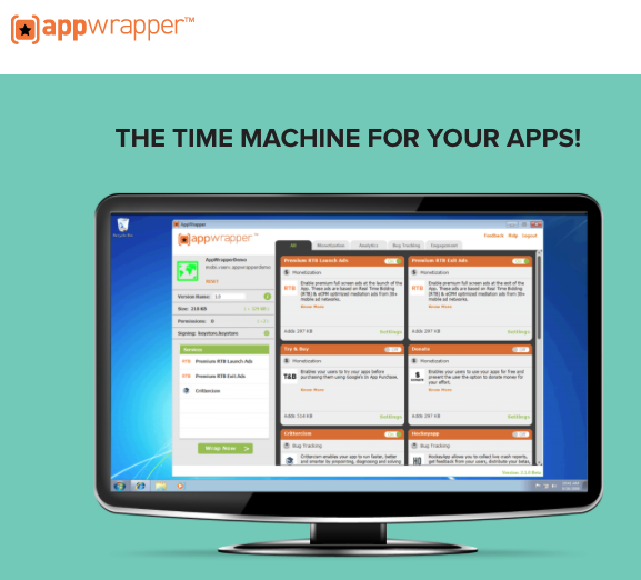 Vserv.mobi Launches AppWrapper.org One click Integration for Third Party App SDKs