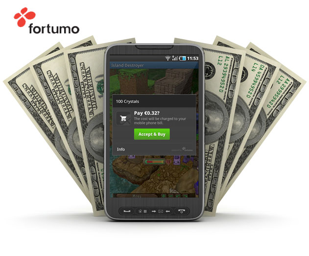 Fortumo to Give Developers $5,000 to Integrate Mobile Payments SDK