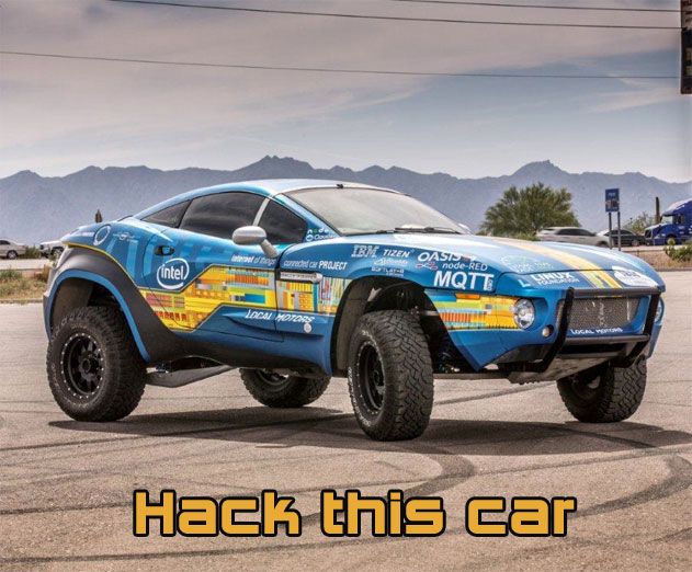AT&T to Give Away Over $100,000 in Two Days at the AT&T Hackathon @ Super Mobility Week Code for Car and Home