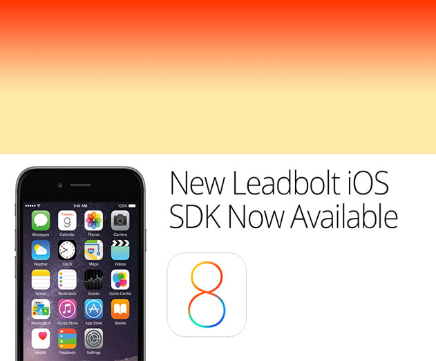 Leadbolt&#039s New SDK Version 5.0 is Optimized for iOS 8