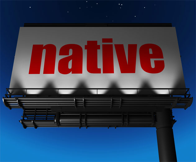 Native Advertising On Mobile Is Growing