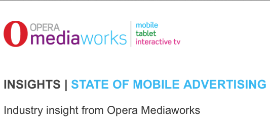 Opera Reports Android Edges Out iOS for Mobile Phone App Ad Impressions