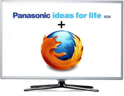 Panasonic to Adopt Mozilla Firefox OS Open Platform for Next Generation Smart TVs