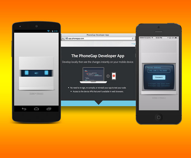 PhoneGap Releases PhoneGap Developer App