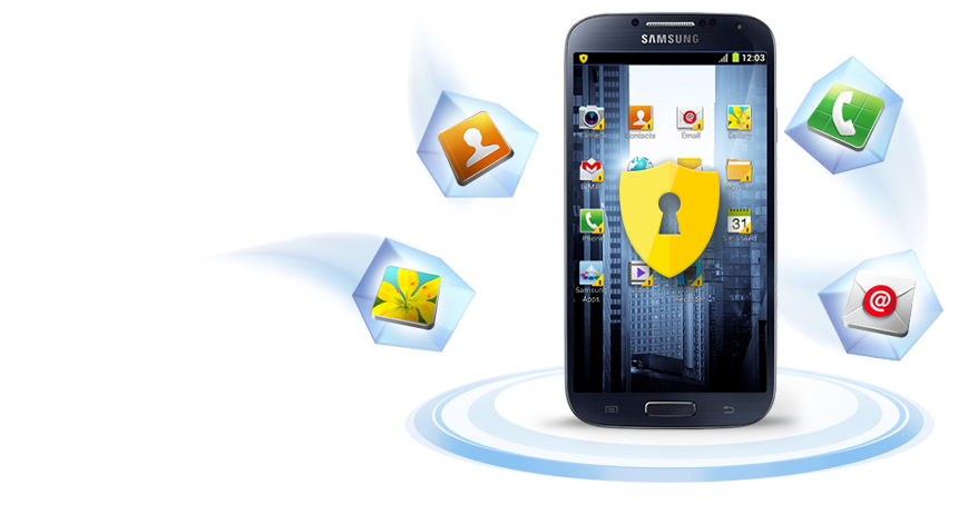 Android Gets Enterprise Security With Lookout / Samsung Alliance
